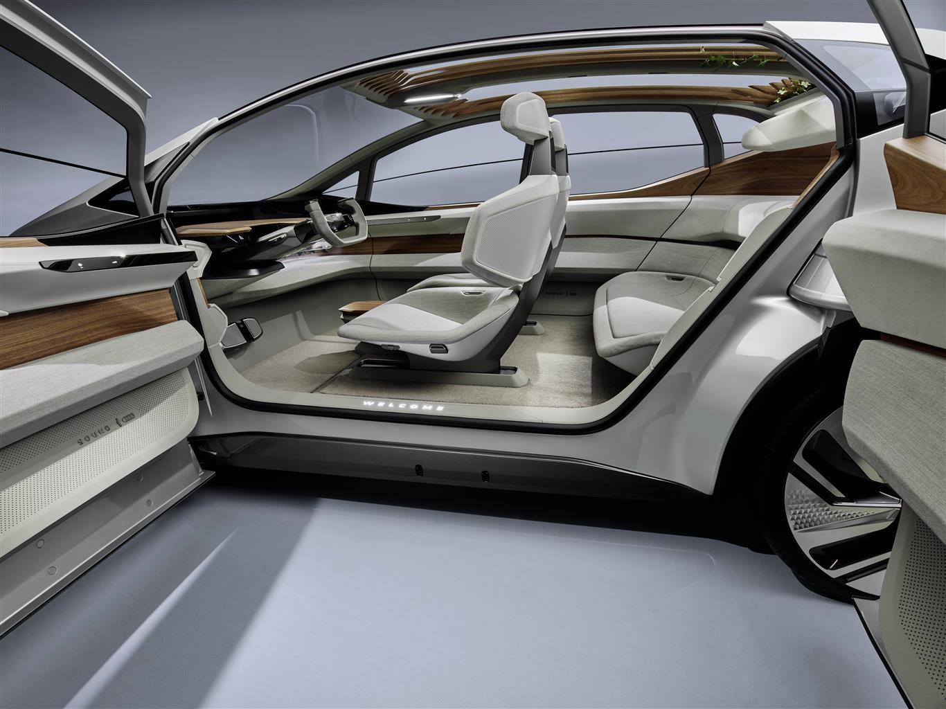 Audi AI:ME Concept (04/2019)
