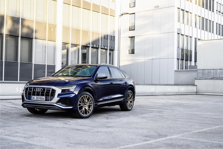 Audi SQ8 TFSI (08/2020)