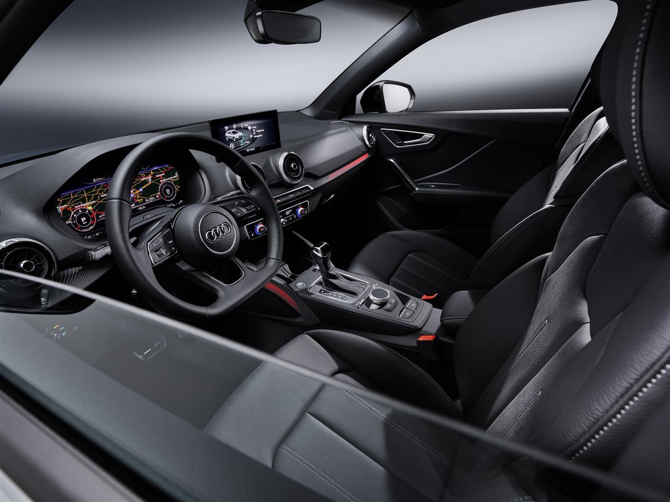 Audi Q2 (09/2020)