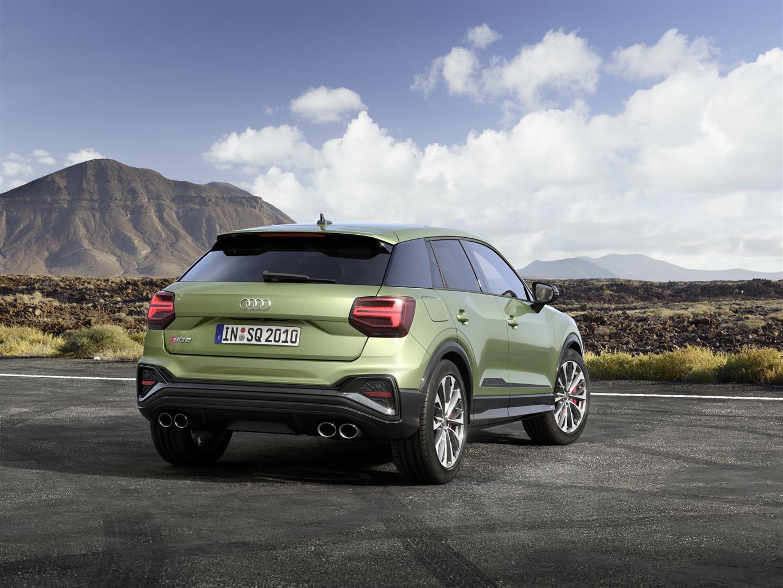 Audi SQ2 (11/2020)